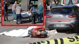 Antalya'da Hintli adam otobüsün altında feci şekilde can verdi