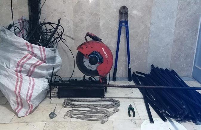 Antalya'daki suç makinesi JASAT timlerinden kaçamadı