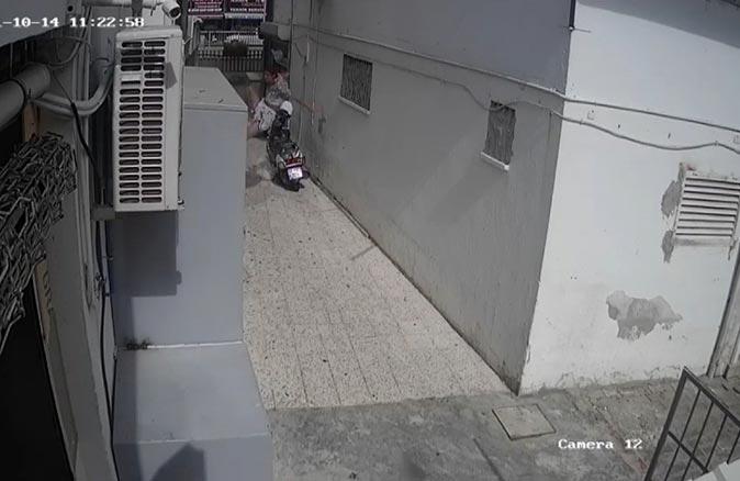 Antalya'da genç kız 7'nci kattan düştü
