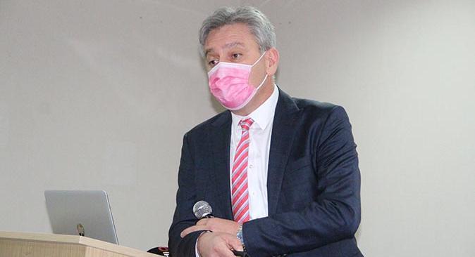 Prof. Dr. Mustafa Özdoğan'dan meme kanserine karşı kadınlara tavsiye