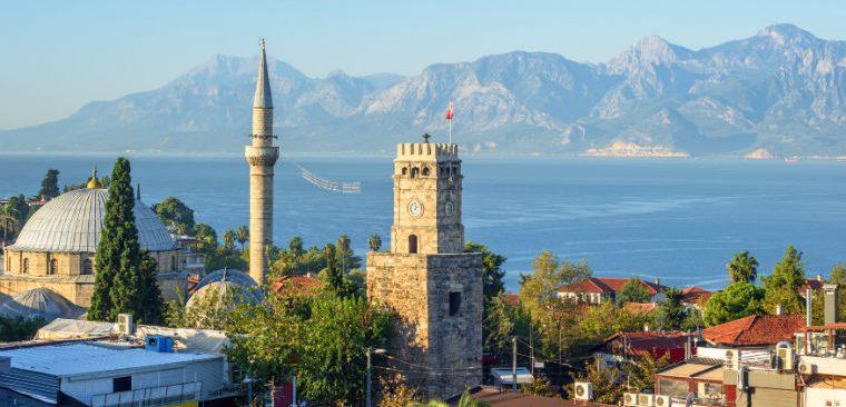 5 Ekim Salı Antalya'da hava durumu...