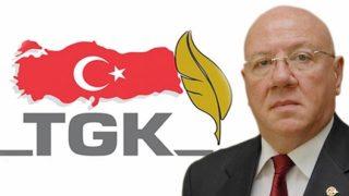 """TGK Genel Başkanı Nuri Kolaylı: """"Dünya Gazeteciler Günü"""" diye bir kutlama günü yok…"""