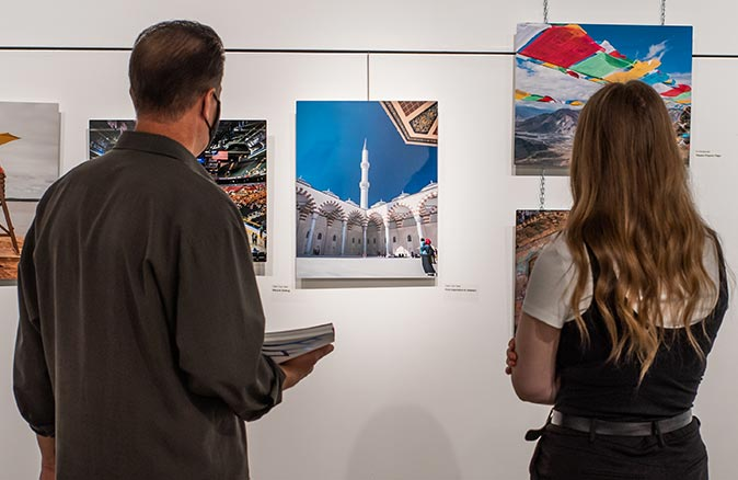 Kanada'da Türkiye fotoğrafları sergilenmeye devam ediyor