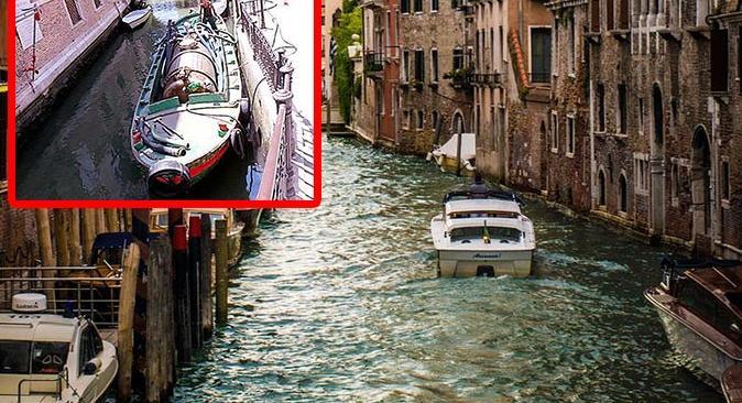 Venedik kanalizasyon sorununu böyle çözdü
