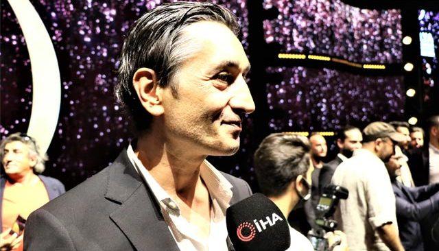 En iyi erkek oyuncu ödülü sahibini buldu... Tarhan Karagöz: Ödül aldığım için çok gurur duydum