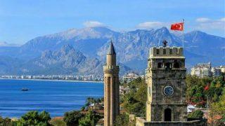 16 Ekim Cumartesi Antalya'da hava durumu...