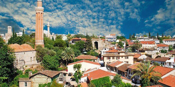 4 Ekim Pazartesi Antalya'da hava durumu...