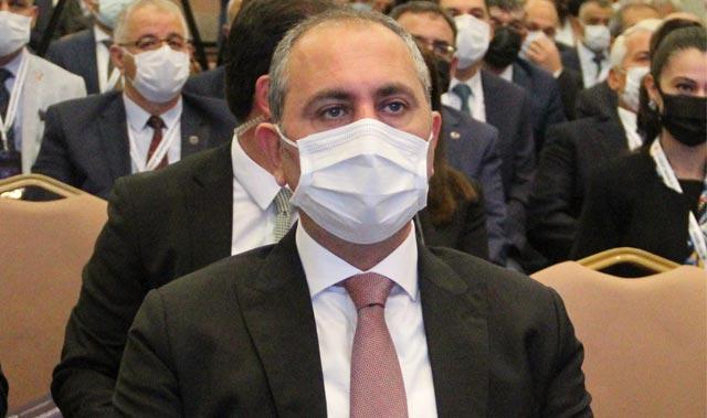 Adalet Bakanı Gül: Terör koridoruna da asla izin vermeyeceğiz