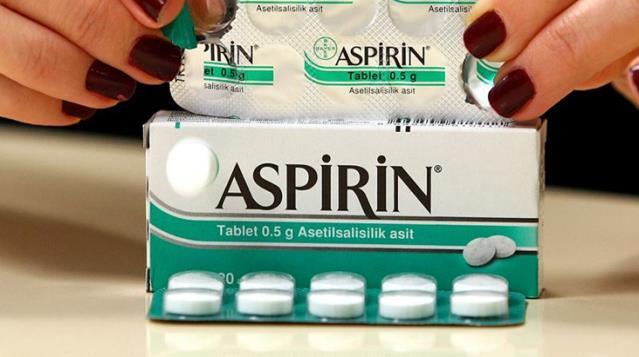 ABD'den aspirinle ilgili ezber bozan açıklama: Yan etkileri faydalarından çok daha fazla