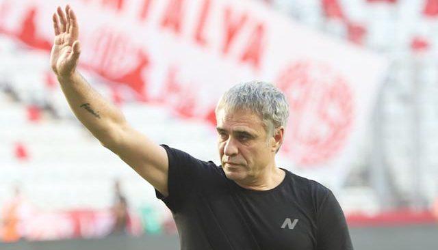 Ersun Yanal'ın 327 günlük Antalyaspor karnesi