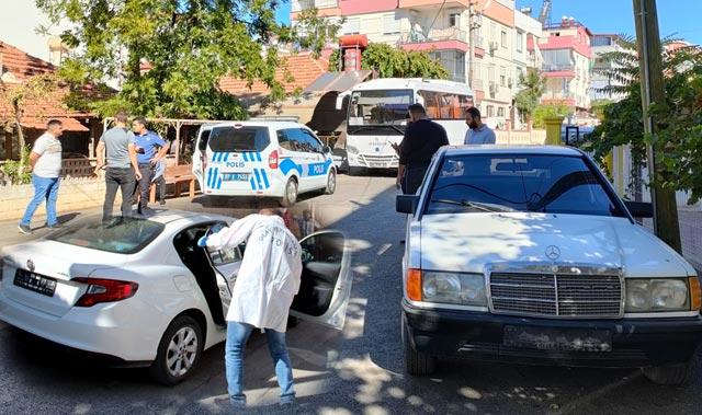 Antalya'da galeri hırsızları yakalandı