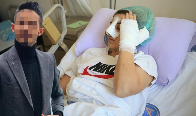 Antalya'da kadına şiddet iddiası davası! Kararı Ağır Ceza Mahkemesi verecek...
