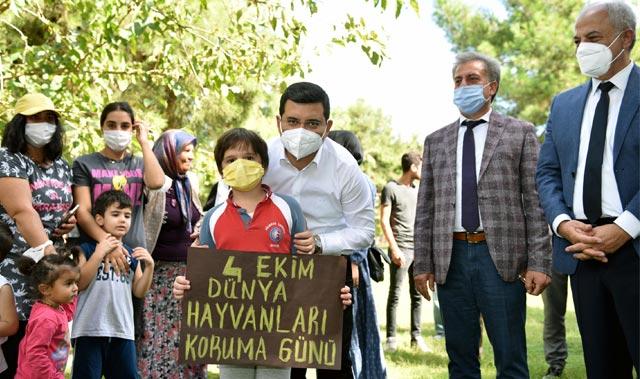 Kepez'e hayvan hastanesi yapılacak