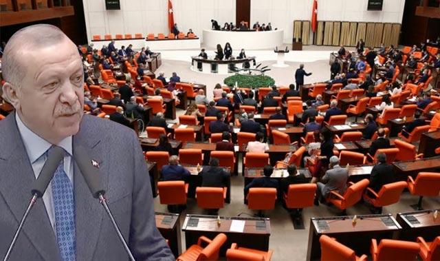 Son Dakika: Cumhurbaşkanı Erdoğan'dan yeni anayasa çağrısı
