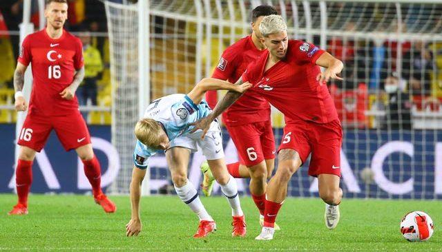 A Milli Futbol Takımı, Norveç ile berabere kaldı