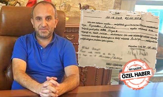Antalya'daki senet çetesinin sahte imza attığı kesinleşti