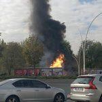 Son dakika! MTA Yerleşkesinde patlama