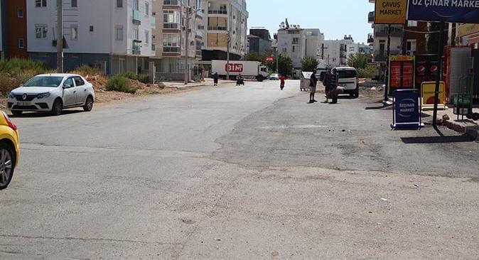 Antalya'daki silahlı çatışmada 5 kişi yaralandı