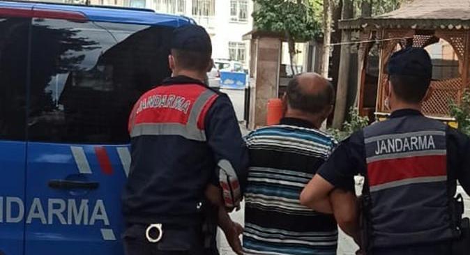 Antalya'da 30 suç kaydı bulunan şahıs yakılandı