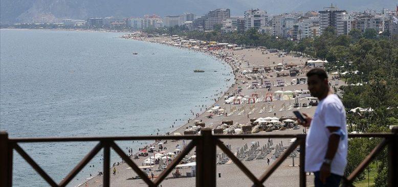 10 Ekim Pazar Antalya'da hava durumu...