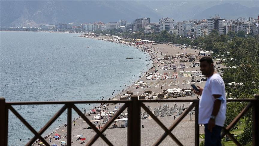 6 Ekim Çarşamba Antalya'da hava durumu...
