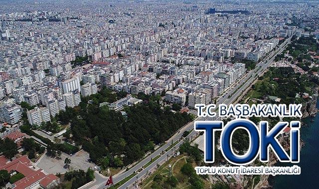 TOKİ 19 ilde 444 arsayı açık artırmayla satacak! İçlerinde Antalya da var
