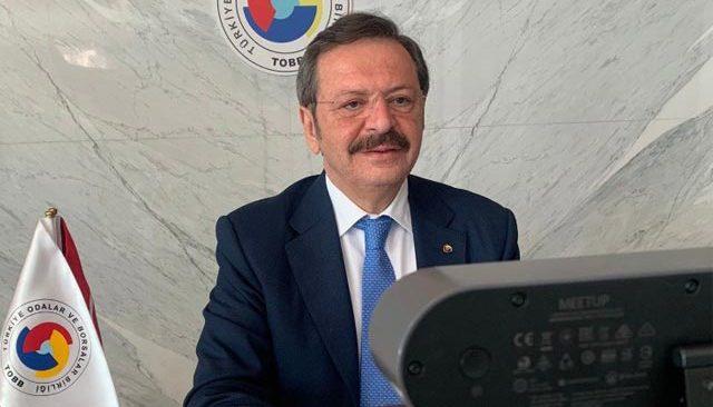 TOBB Başkanı Hisarcıklıoğlu: YÖREX Anadolu'nun ruhu